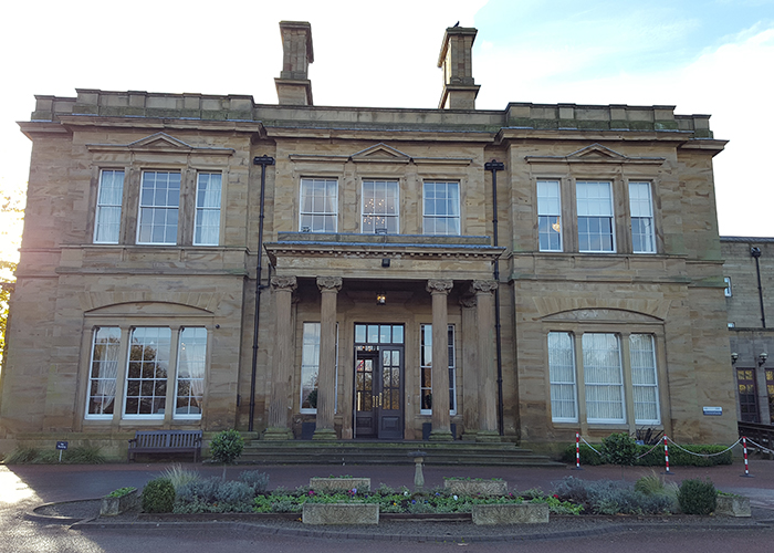Client project Redefine Oulton Hall